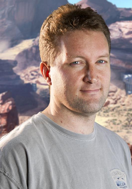 Brad Heinz, Senior Gameplay Programmers