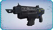 New Conglomerate Weapons - The Tempest