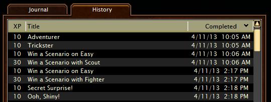 loremaster history