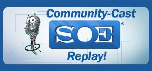 SOE Webcast