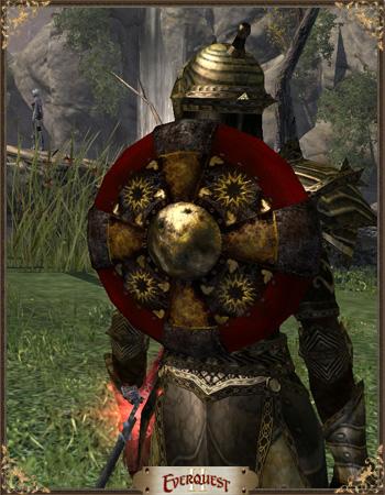 Gold Skunk Shield