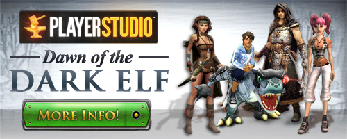 Player Studio: Dawn of the Dark Elf