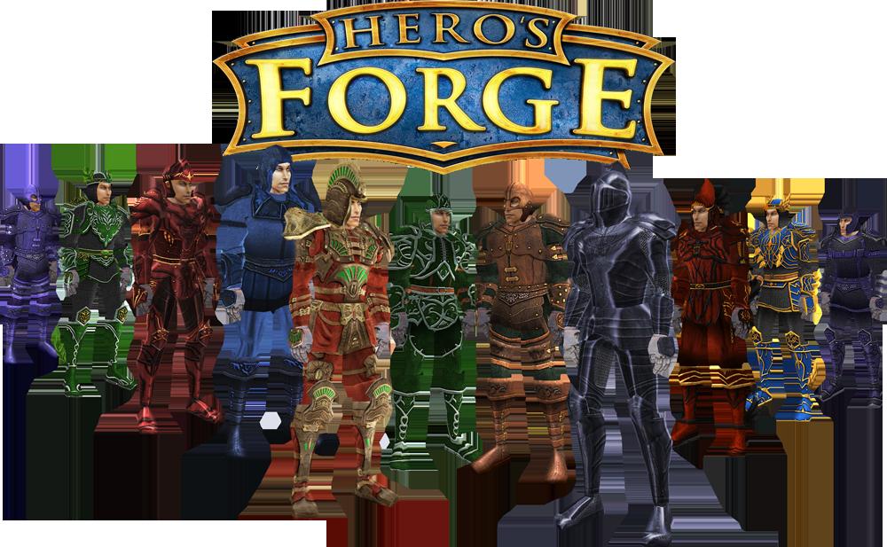 Hero's Forge