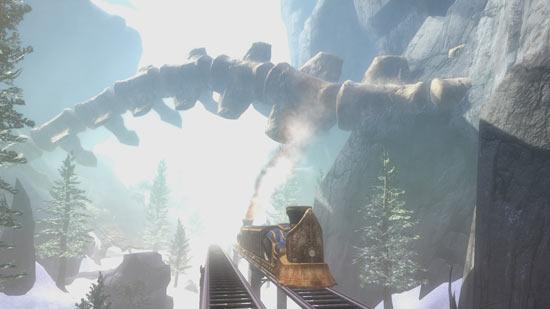 Wintertide Train