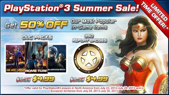 PS3 Sale