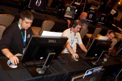 EQ Tournament Area 1