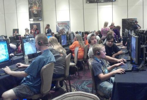 EQ Tournament Area 2