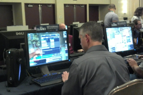 EQ Tournament Area 3