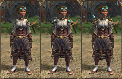 Galvanic Attire Bundle