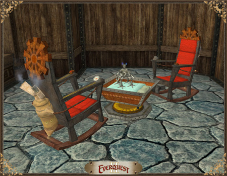 GnomeWorks Rocking Chair