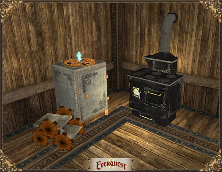 Gnome Works Stove