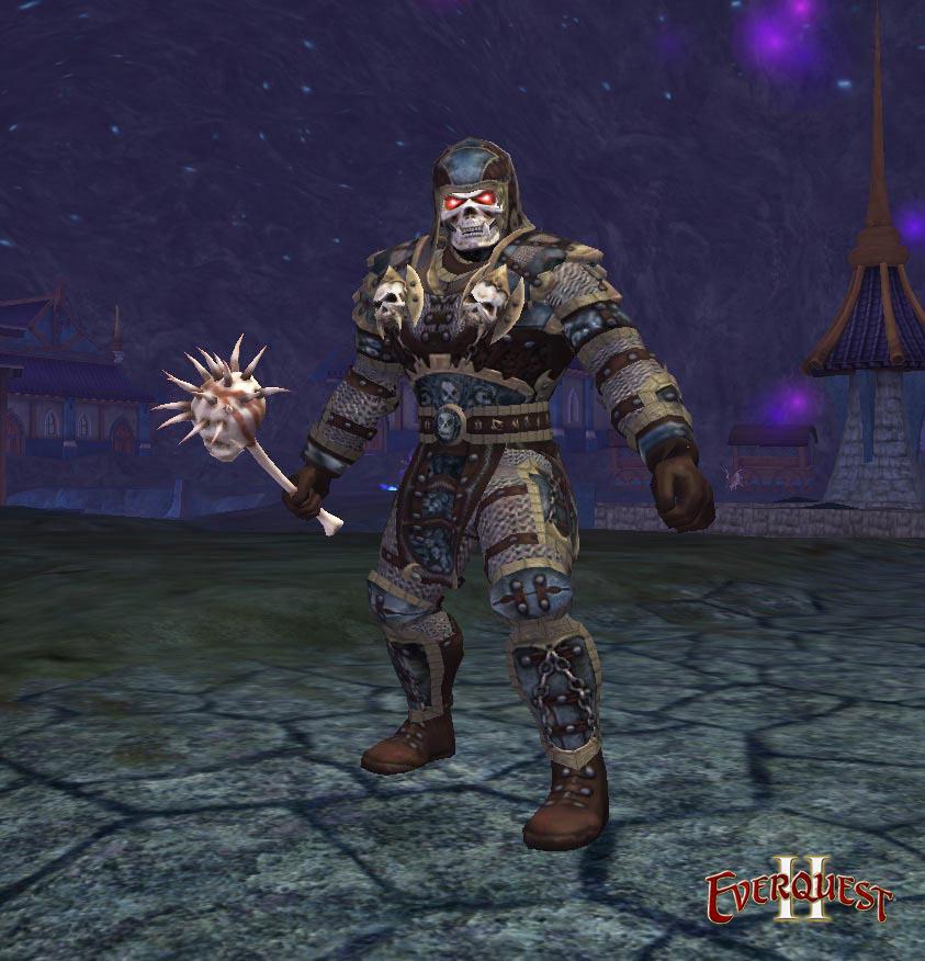 EverQuest II - News - New Marketplace Item: Nightborne Chain Armor