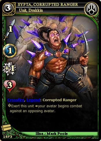 Sypta, Corrupted Ranger