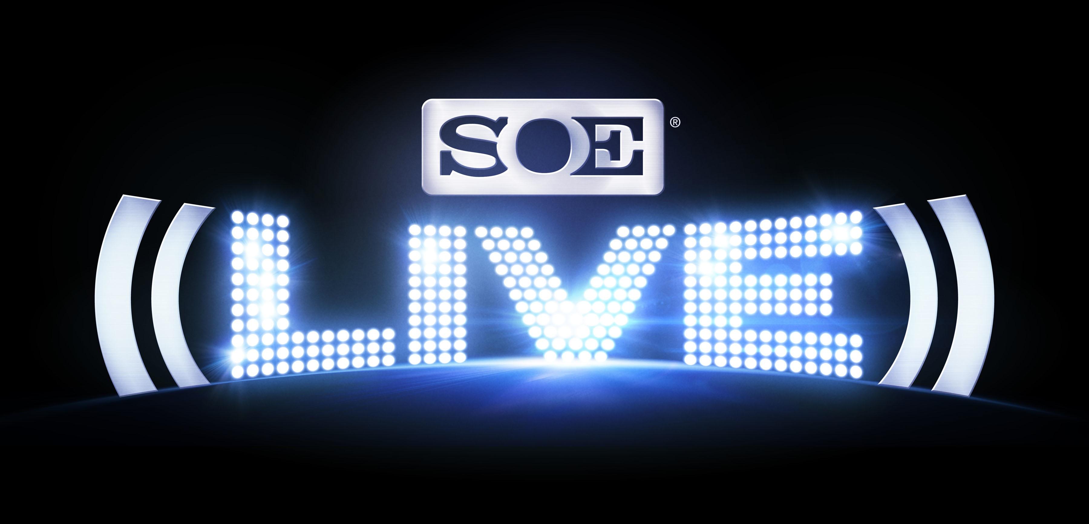 SOE Live Logo