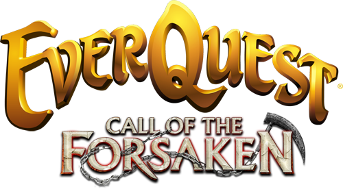 Call of the Forsaken Logo