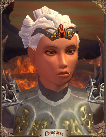 Flamedrop Circlet