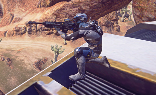 NC Sniper