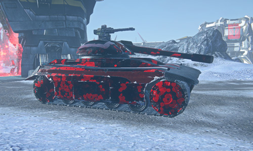 TR Tank