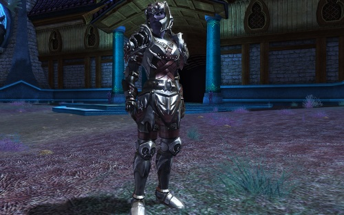 Salticid Armor