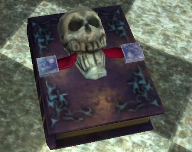 Gigantic Tier'Dal Tome of Malevolent Justification