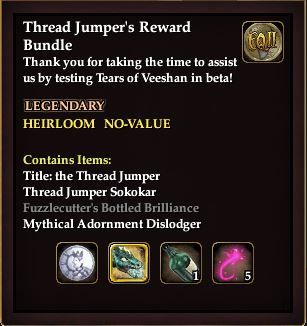 Thread Jumper's Reward Bundle