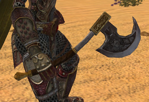 Noble Scouting Axe