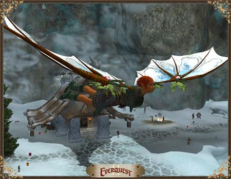 Festive Icy Wings