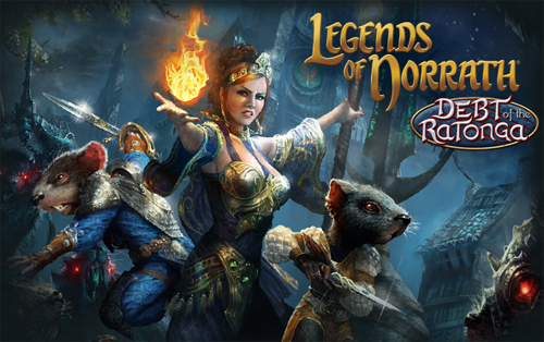 Legends of Norrath: Debt of the Ratonga