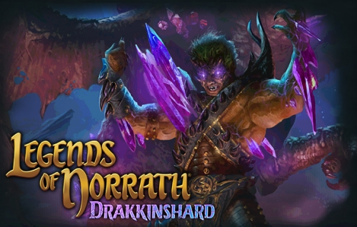 Legends of Norrath: Drakkinshard