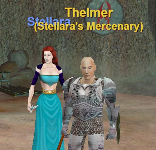Stellara's Merc