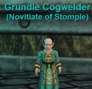 Grundle Cogwelder