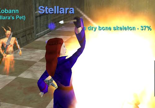 Stellara Skeleton