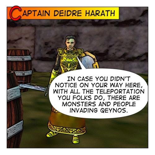 Captain Deidre Harath