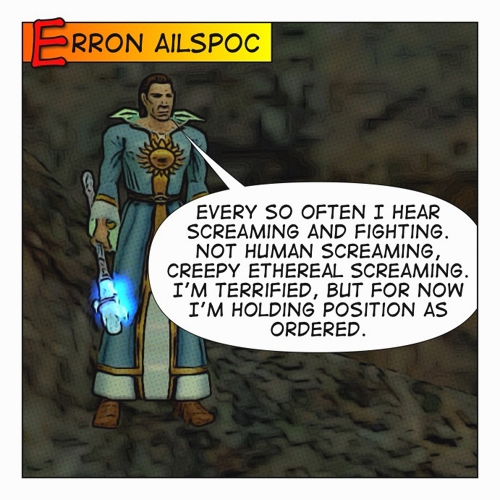 Erron Ailspoc Tower of Rot