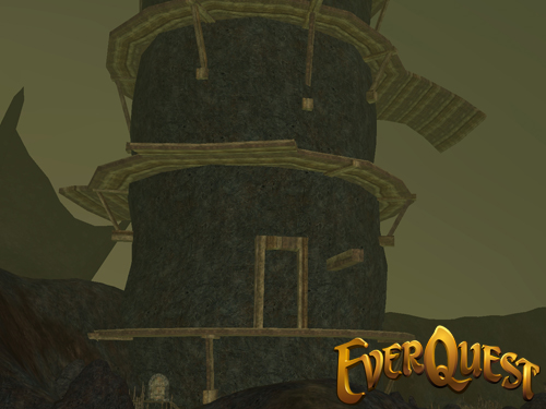 Tower of Rot Exterior