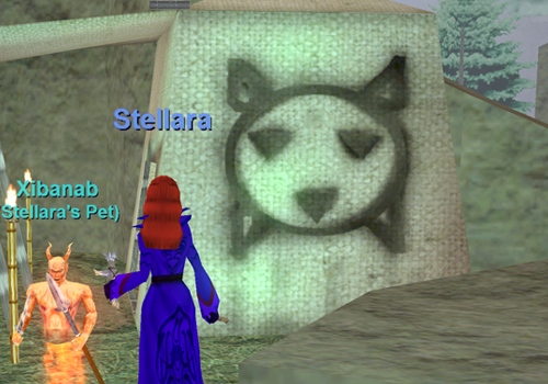 Stellara EverQuest Tent