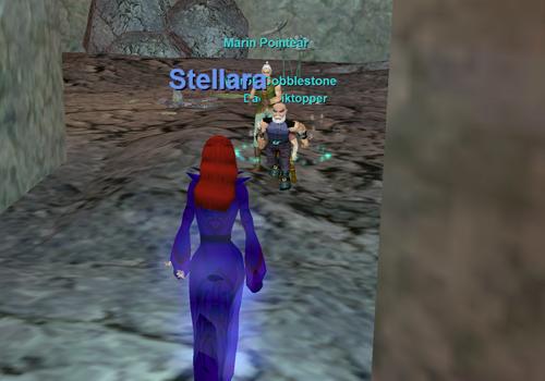 Stellara Train to Zone