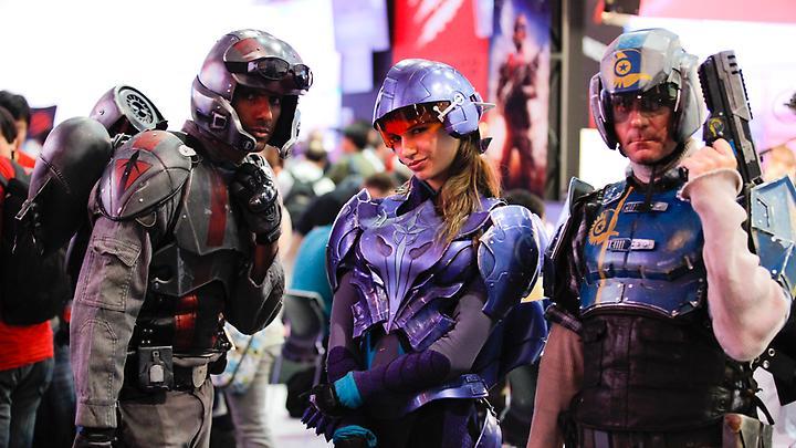 PlanetSide 2 at E3!