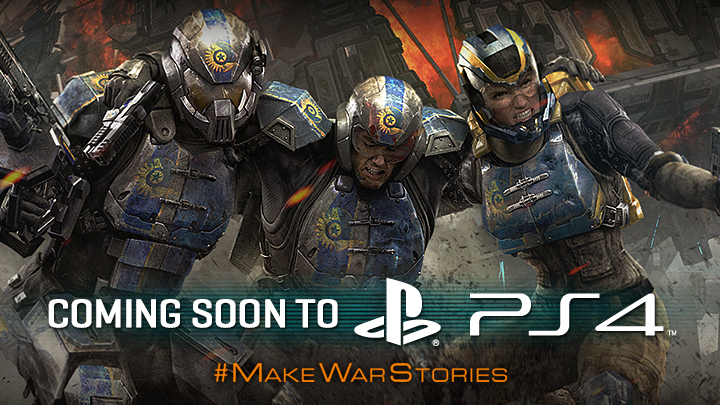 Make War Stories! #MakeWarStories