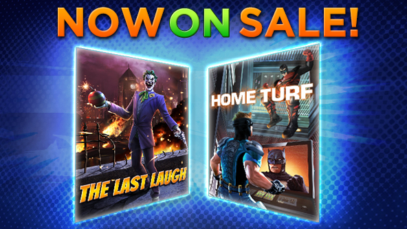 DLC Sale
