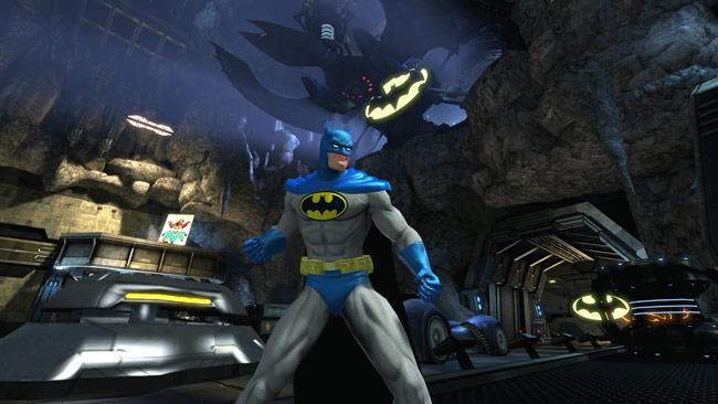 DC Universe Online: Batman &amp- Joker Suits - YouTube