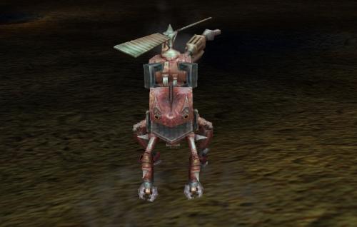Petamorph Wand - Steamwork Soldier