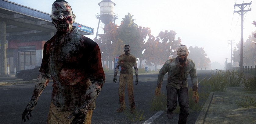 H1Z1 Zombies Descend Upon PAX Prime | Just Survive | Open ...