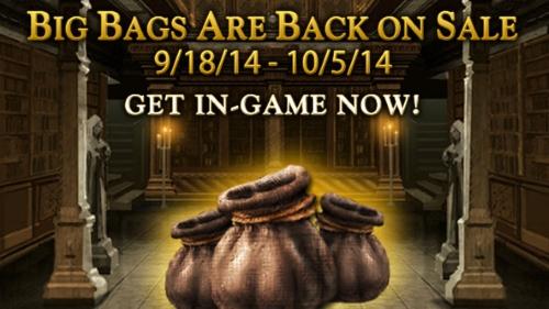 Big Bags September 2014