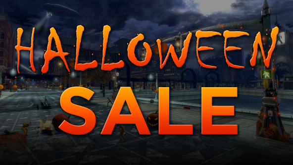 Halloween Sale! Plus, The Witching Hour Is Back For 2014! | DC ...