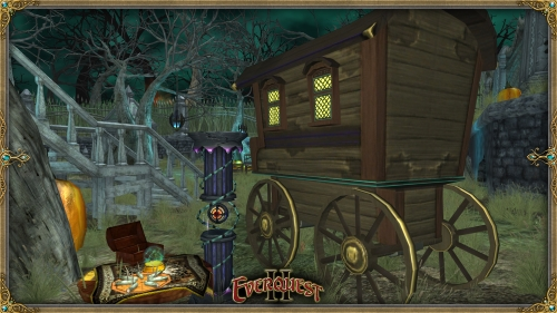 Thexian Carnivale items, Dark Wizard Sentry and more