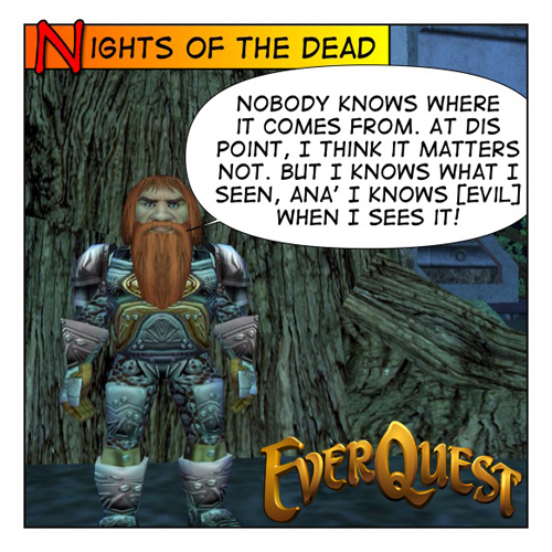 Nights of the Dead EQ