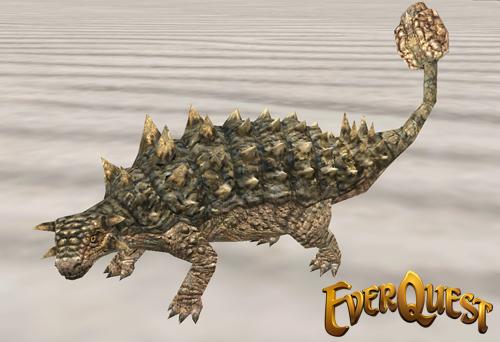 Metamorph Totem: Ankylosaurus