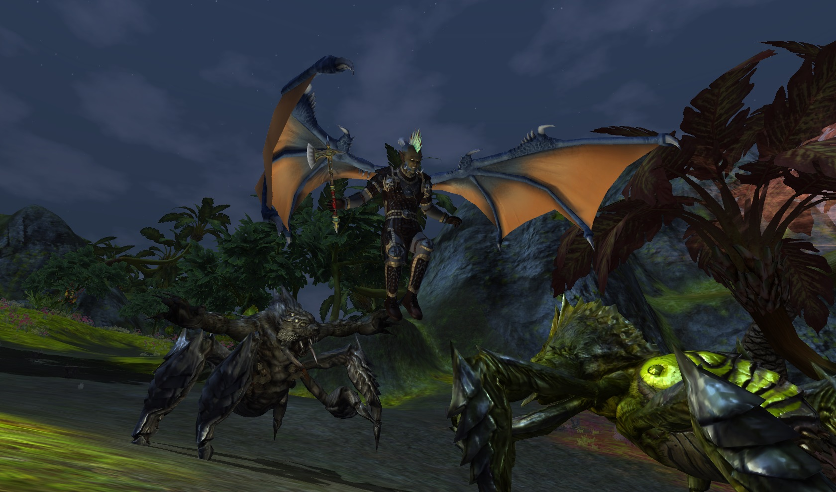 EverQuest II - News - Feel the Wind Beneath Your Wings with