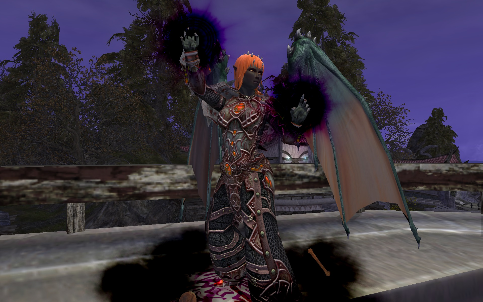 EverQuest II - News - Feel the Wind Beneath Your Wings with the